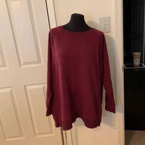 Old navy tunic sweatshirt